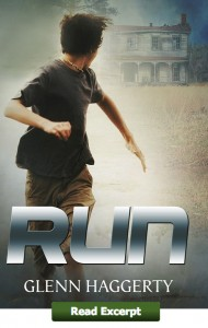 Run cover with read excerpt button