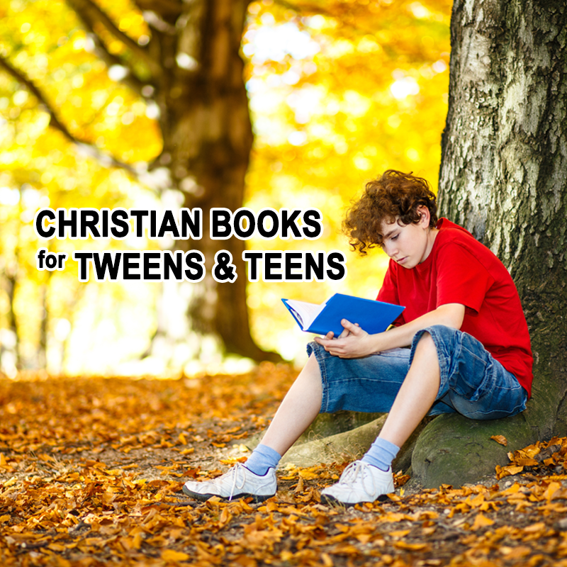 Christian Books for Tweens & Teens photo